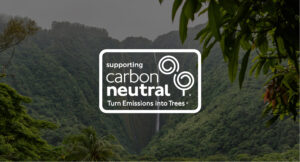 Supporting Carbon Neutral